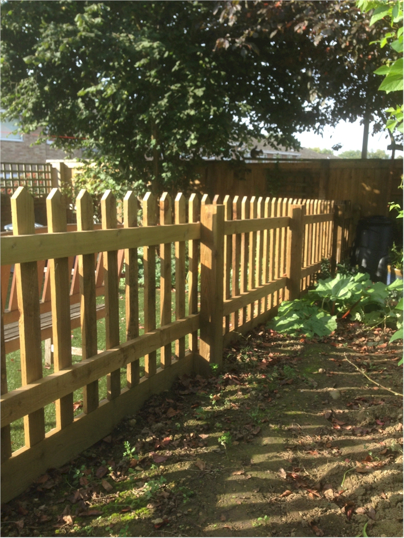 picket fence stroud